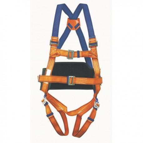 Harnais de sécurité complet confort avec sac 2 points