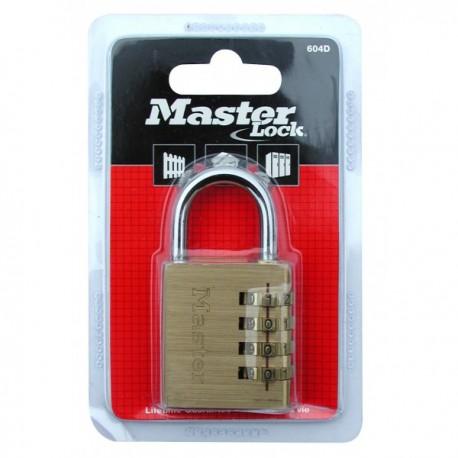 Cadenas à combinaison Master Lock