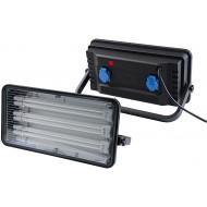 Lumière froide portable 2 prises Brennenstuhl