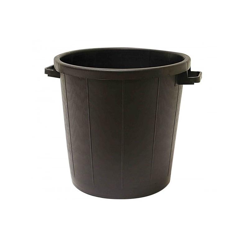 poubelle en plastique avec couvercle reservoir tp. Black Bedroom Furniture Sets. Home Design Ideas