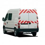 Balisage pour véhicules kit pour fourgons
