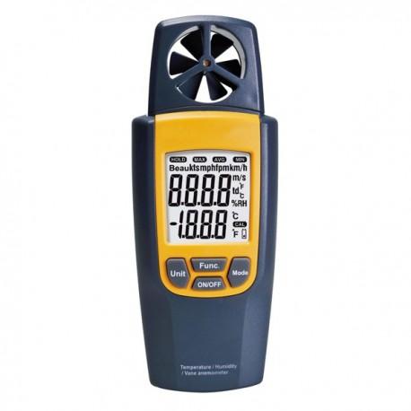Anémomètre électronique