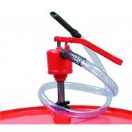 Pompe manuelle à piston avec flexible Japy