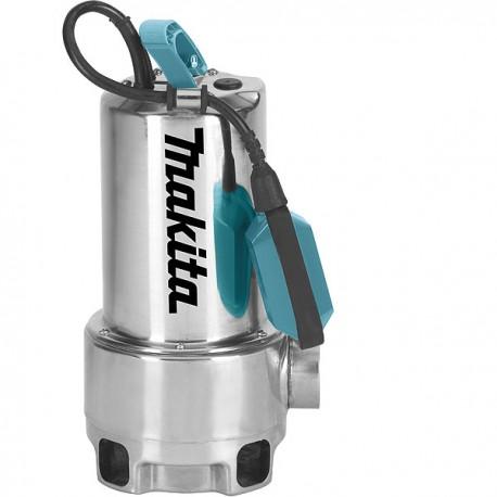 Pompe submersible eau chargée Makita