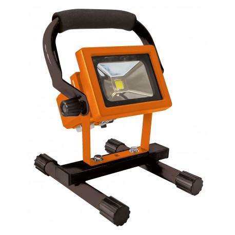 projecteur led rechargeable sur pied reservoir tp. Black Bedroom Furniture Sets. Home Design Ideas