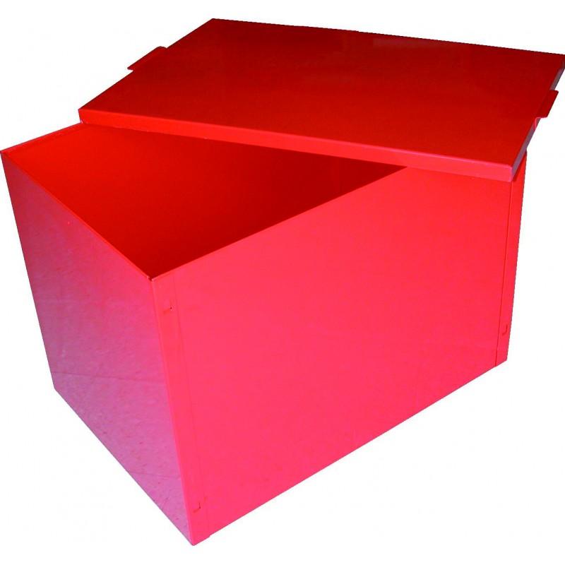 couvercle m tal pour bac sable reservoir tp. Black Bedroom Furniture Sets. Home Design Ideas