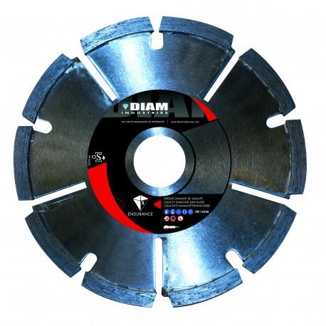 Disque déjointage de mur Diam Industries à segments alignés