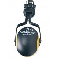 Coquilles anti-bruit pour casque de chantier, la paire