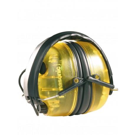 Casque anti-bruit électronique