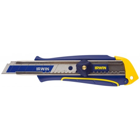 Cutter professionnel à molette lame bi-métal sécable