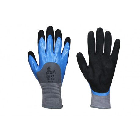 Gants NIT GRIP 3/4, double enduction