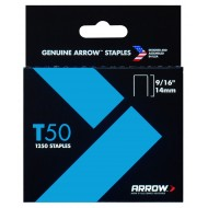Agrafe Arrow T50-12mm lot 1250