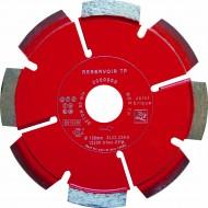 Disque Déjointage de mur Pro Réservoir Tp, alésage 22,2mm, diamètre 125mm