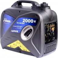 Groupe électrogène insonorisé Worms moteur essence 2KW