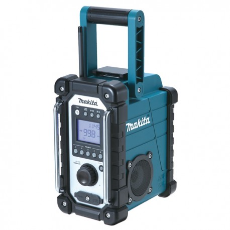 Radio de chantier 7,2/10,8/14,4/18 V Li-Ion (Machine seule)
