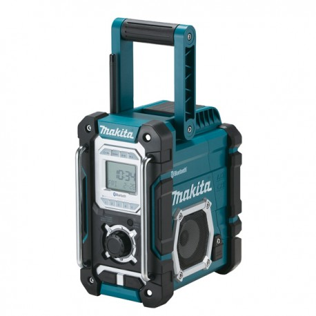 Radio de chantier Bluetooth Makita 7,2 à 18 V Li-Ion (Machine seule)