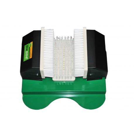 Lave-bottes sans eau Eco One 3 brosses