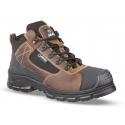 Chaussures de sécurité Jaltex GORE-TEX S3 en cuir pleine fleur hydrofuge