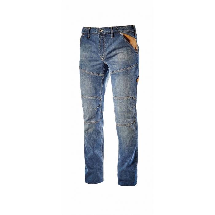 Pantalon Jeans stone plus Diadora Utility