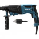 Perforateur burineur SDS+ Makita HR2630X7 800W