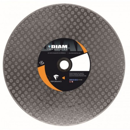 Disque Marbre plexiglas Diam Industries