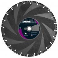 Disque PVC fibre de carbone Diam Industries, alésage 22.2mm