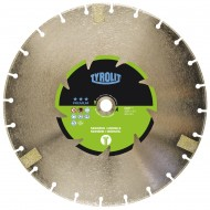 Disque PVC Tyrolit, alésage 20mm