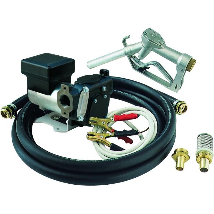 Kit pompe gasoil auto-amorçante 12V 420W