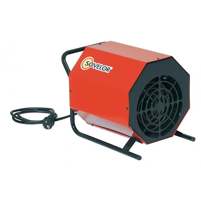 Chauffage air pulsé C3 3.3kW