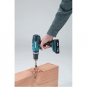 Perceuse visseuse à percussion 18 V Li-Ion 1,5 Ah Makita
