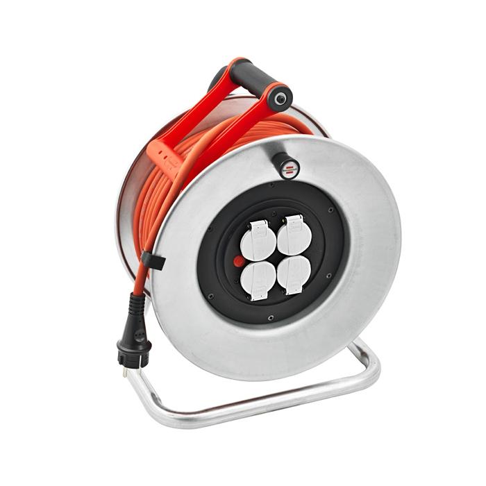 Enrouleur électrique 3G2.5 Silver, longueur 40m