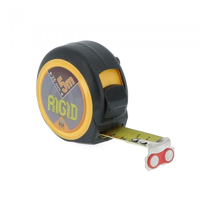 Mesure courte RIGID largeur 25mm longueur 5m