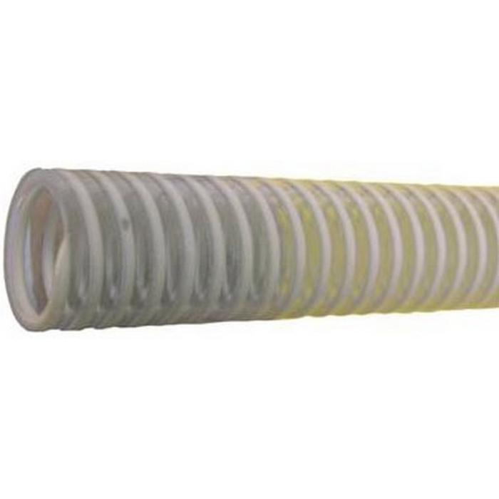 Tuyau d'aspiration PVC armé 50mm le ml