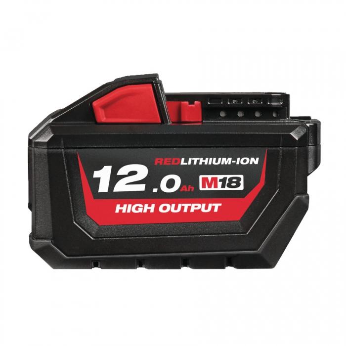 M18 HB12 - 18V 12,0Ah Red Lithium - système M18