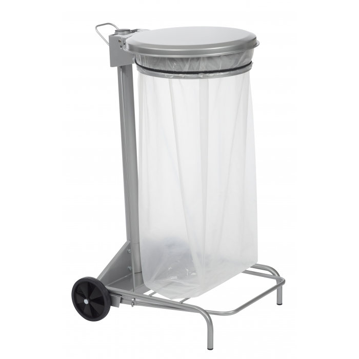 Poubelle support de sac COLLECROULE 110L