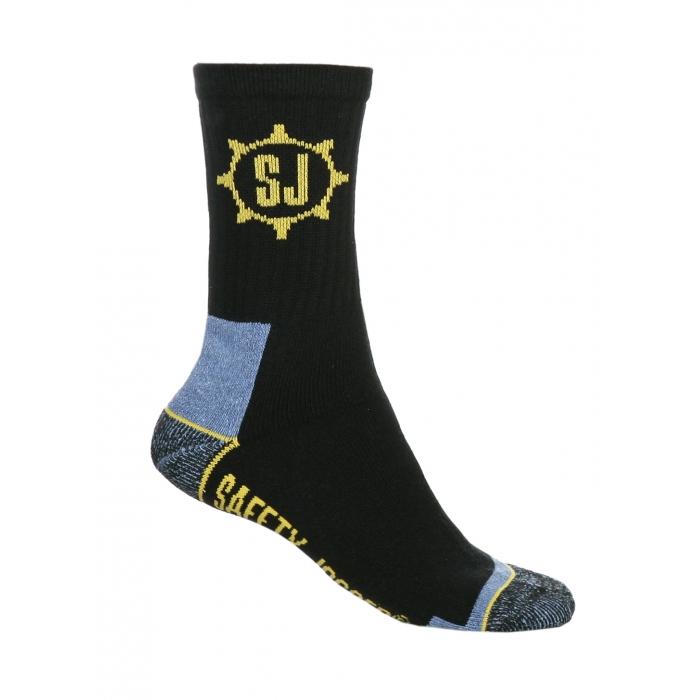 Lot de 3 paires de chaussettes de travail Patrick Safety Jogger