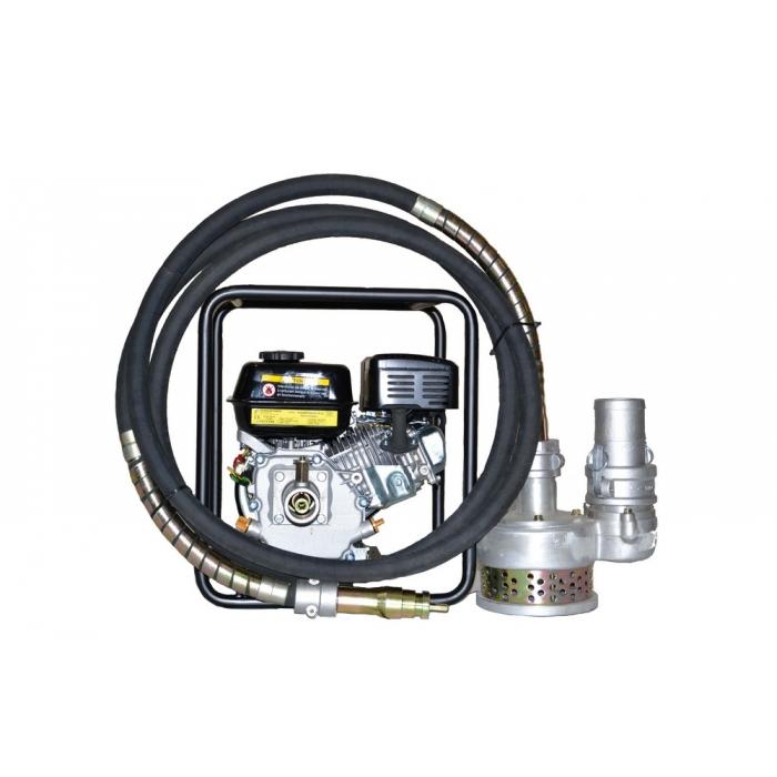 Pompe à câble 75 m3/h