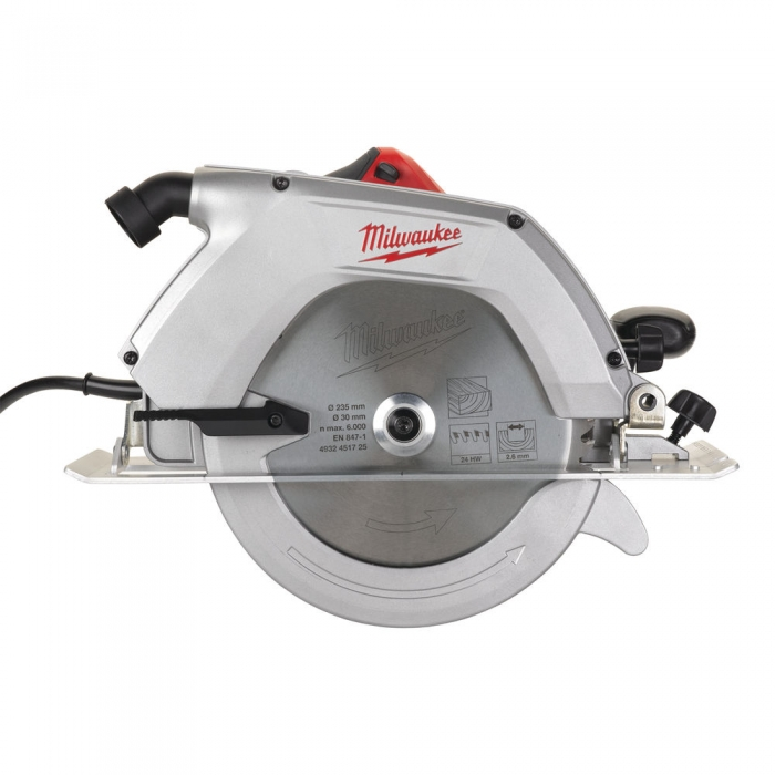 Scie circulaire 235mm Milwaukee 2200W