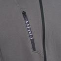 Sweat-shirt FZ Litework Gris Acier Diadora Utility