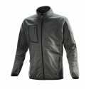 Veste Bonded Jacket Cross Gris Diadora Utility