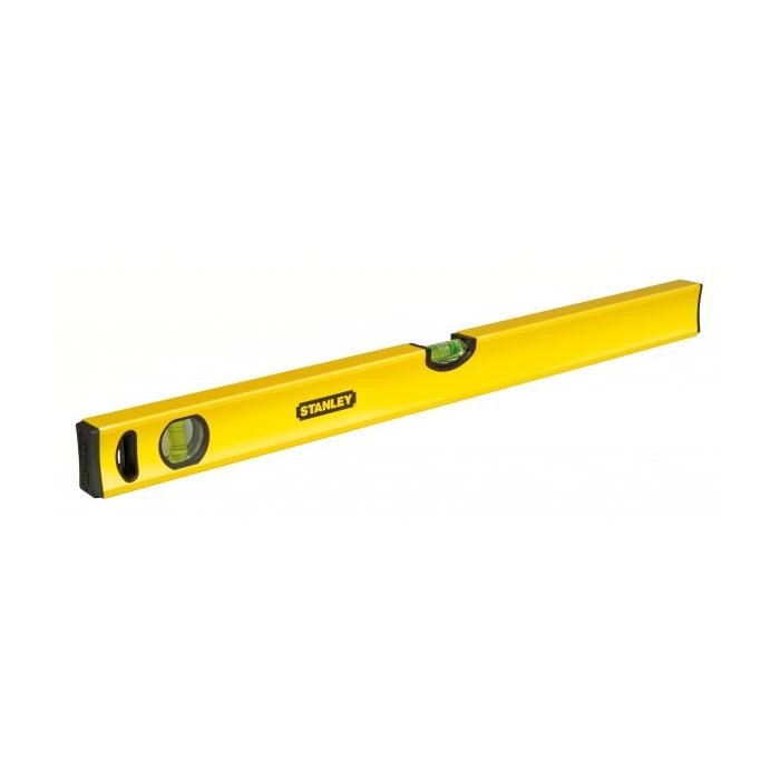 Niveau rectangulaire Stanley longueur 2m
