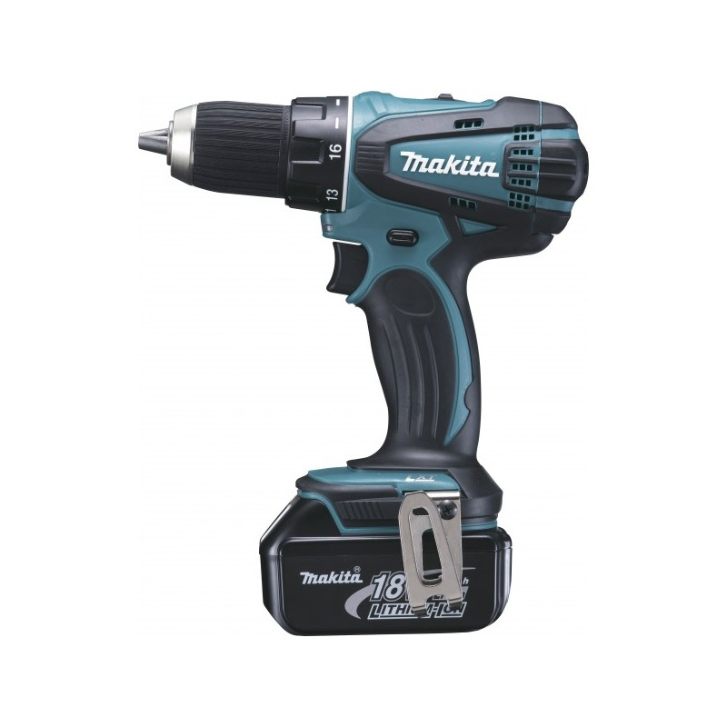 perceuse visseuse sans fil pro makita 18v reservoir tp