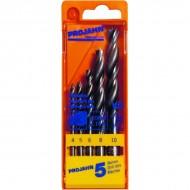 Coffret Pro de 5 forets bois 4 à 10mm Schill