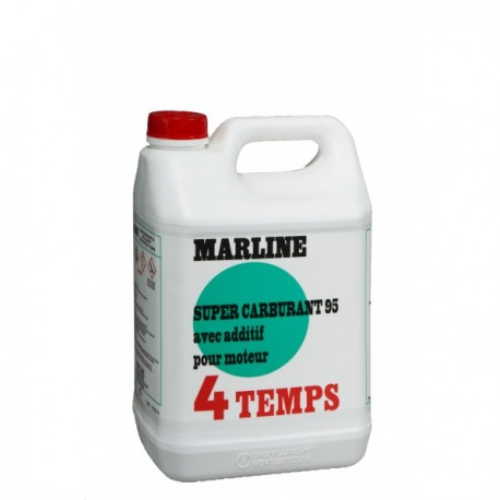 Carburant moteur 4 temps Marline