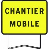 """Panneau KC1 """"Chantier mobile"""""""