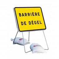 """Panneau KC1 """"Barrière de dégel"""""""