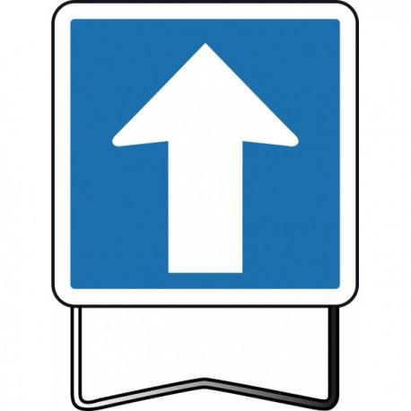 Panneau C12 Sens unique