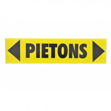"""Plaque Akylux """"Piétons"""""""