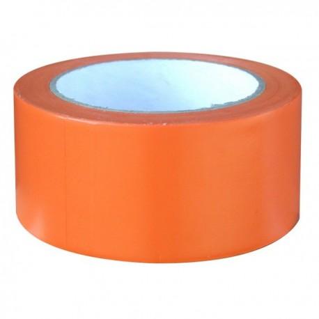 Ruban adhésif PVC Orange