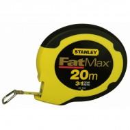 Mesure longue Fatmax Stanley ruban acier